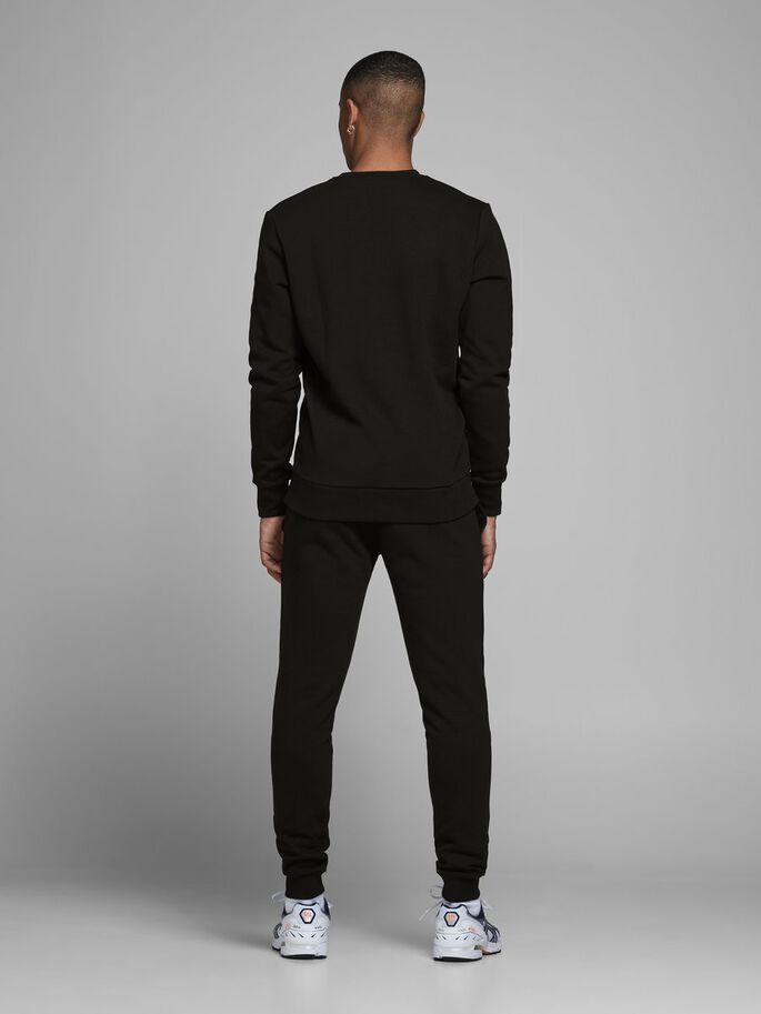 2-PIECE TRACKSUIT, Black, large