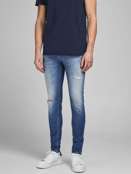 LIAM SEAL JOS 799 SPS SKINNY FIT JEANS