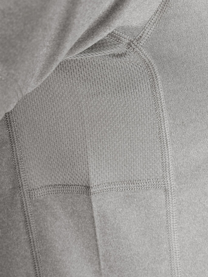 PRESTATIONS TRÄNINGSTOPP, Light Grey Melange, large
