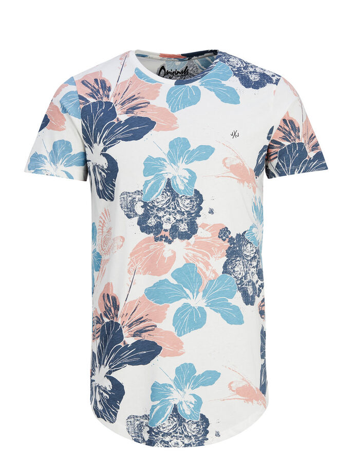 ESTAMPADA CAMISETA, Cloud Dancer, large