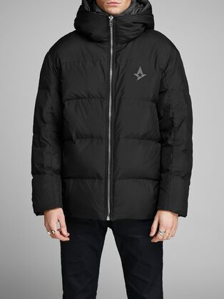 0f5ab17b Mens Puffer Jackets & Coats | With Hood & Without | JACK & JONES
