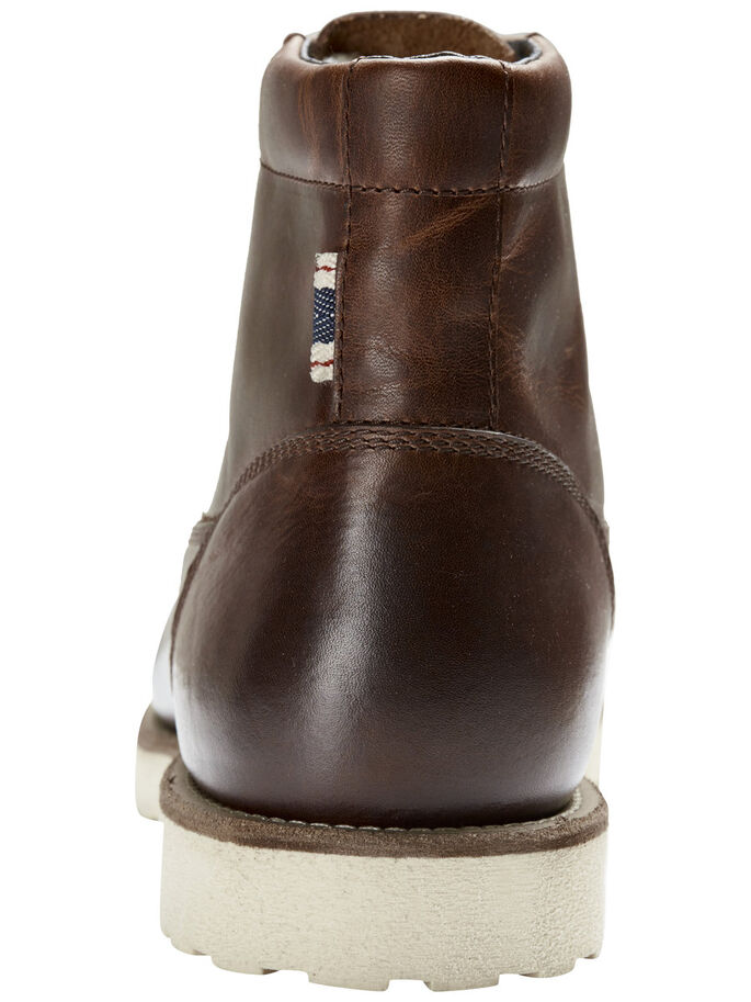 WORKWEAR- STIEFEL, Cognac, large