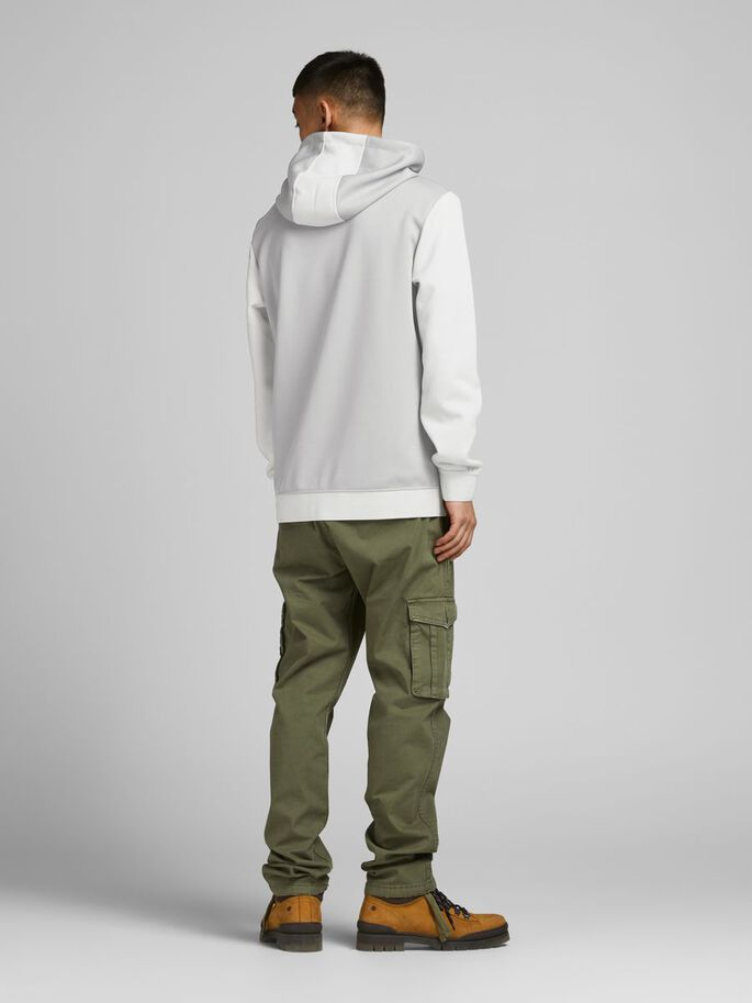 SPORTS INSPIRED HOODIE, Alloy, large