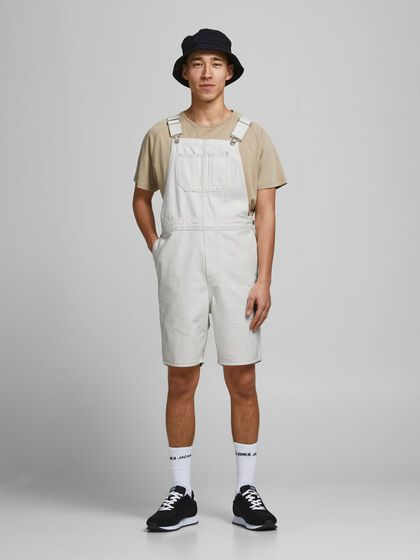 CHRIS AM 245 DUNGAREE-SHORTSIT