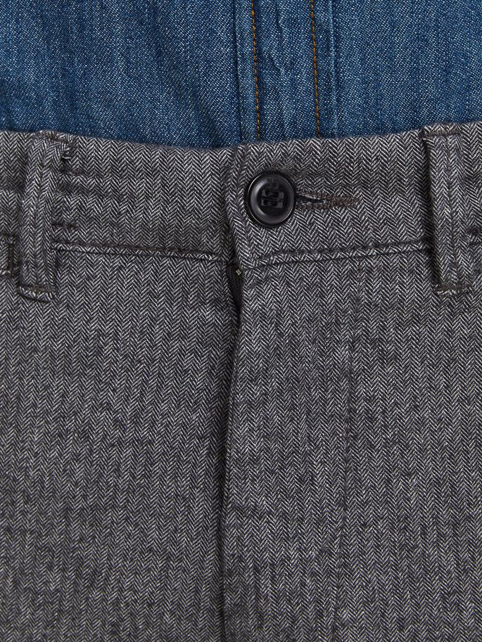 MARCO CHARLES AKM 269 CHINOS, Ghost Gray, large