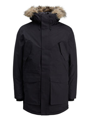 WATERPROOF PARKA COAT