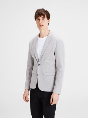 ON-TREND SWEAT BLAZER