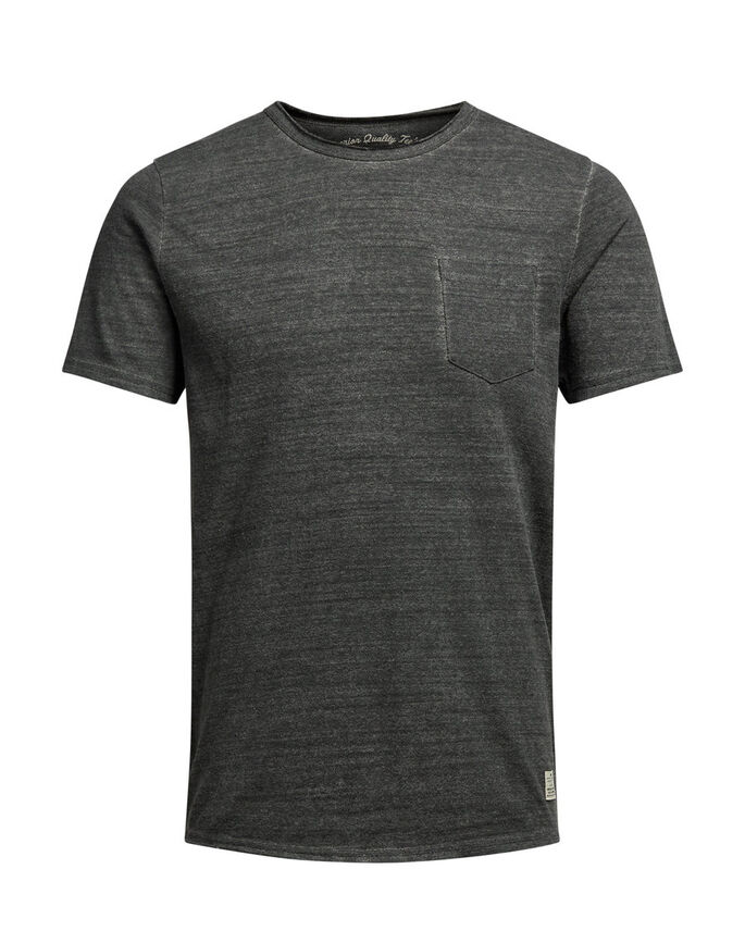 RUGGED T-SHIRT, Black Olive, large