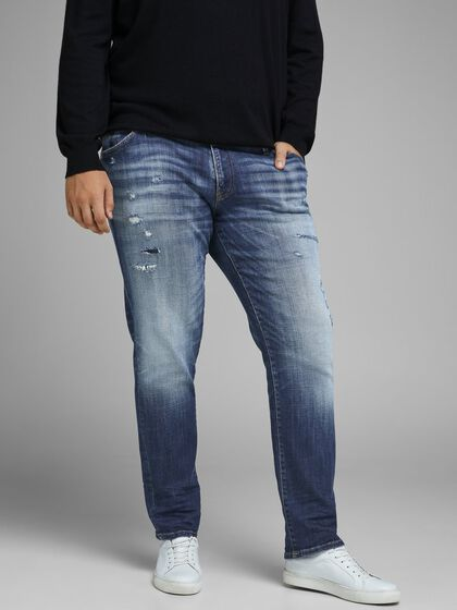 TIM FOX JJ 176 PLUS SIZE SLIM FIT JEANS