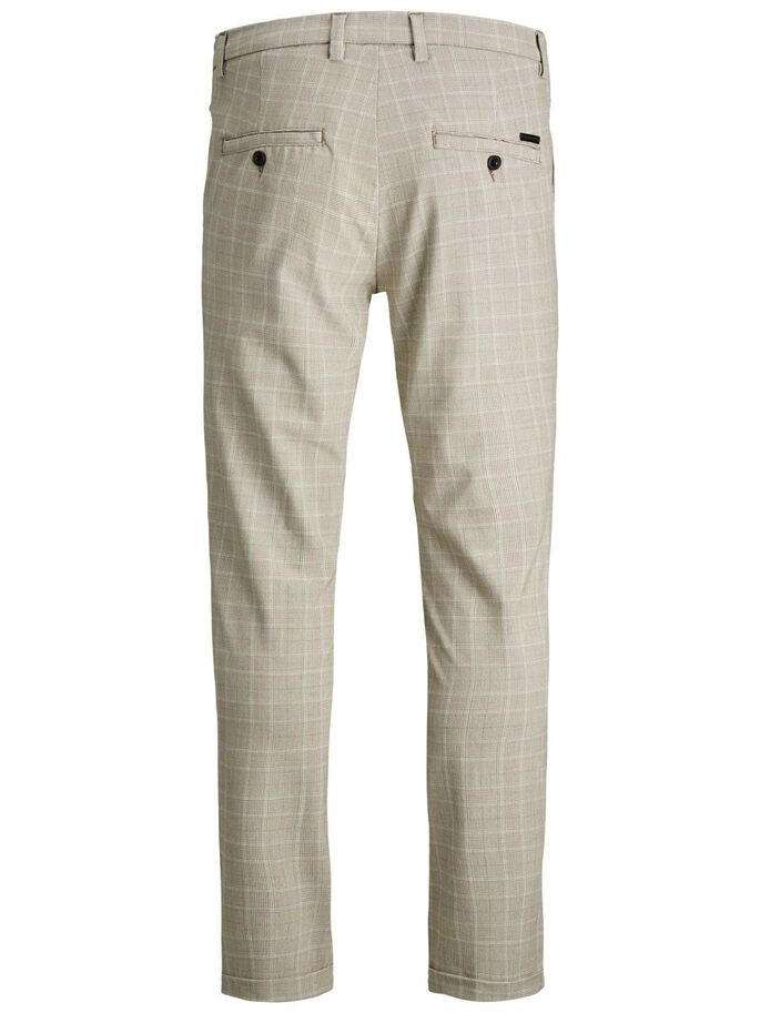 MARCO CONNOR AKM CARREAUX CHINOS, Oatmeal, large