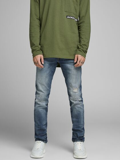 GLENN ICON JOS 241 50SPS SLIM FIT JEANS