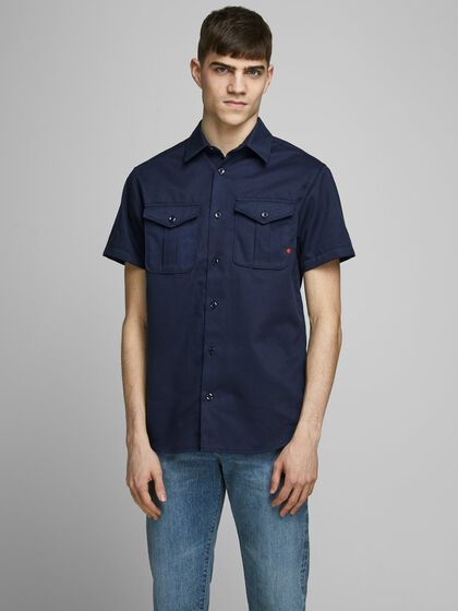 ROYAL R001 RDD SHORT SLEEVED SHIRT