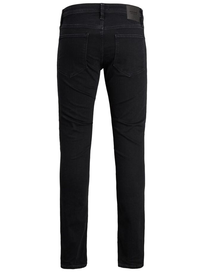GLENN FELIX AM 066 LID SLIM FIT JEANS, Black Denim, large