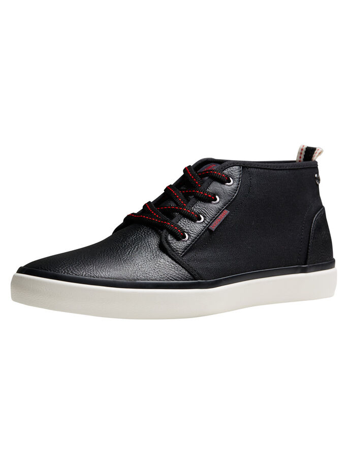 MEDELHÖGA SNEAKERS, Anthracite, large