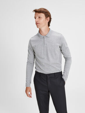 MINIMAL LONG-SLEEVED T-SHIRT