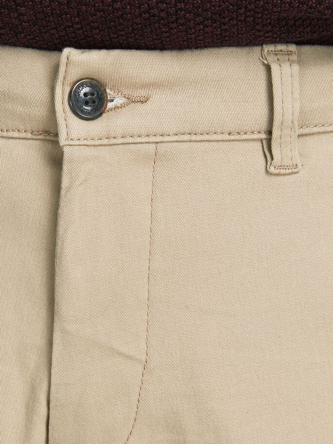 MARCO DAVE PLUS SIZE CHINOS, Crockery, large