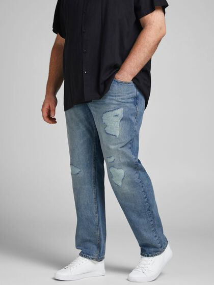 MIKE ORIGINAL AM 764 PLUS SIZE REGULAR FIT JEANS
