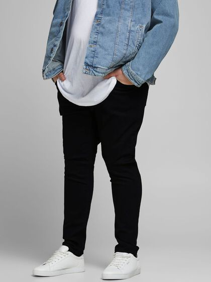 LIAM ORIGINAL NA 029 PLUS SIZE SKINNY FIT JEANS