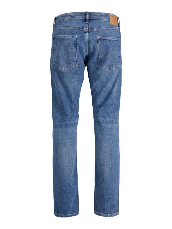 MIKE ORIGINAL AM 275 COMFORT FIT JEANS, Blue Denim, large