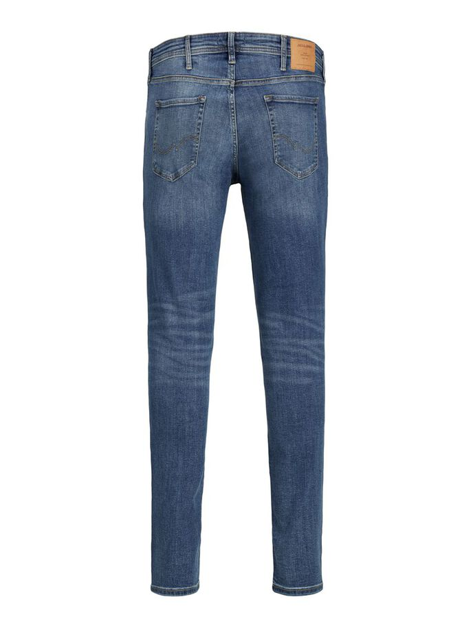 LIAM ORIGINAL AM 714 PLUS-KOON SKINNY FIT -FARKUT, Blue Denim, large