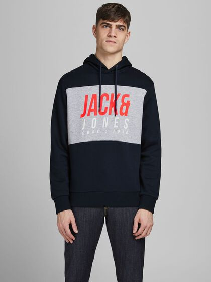 LOGO SWEAT À CAPUCHE