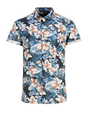 PRINTED SHORT SLEEVED SHIRT