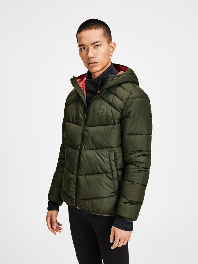 abd34f2f2fd0 On-trend puffer jacket