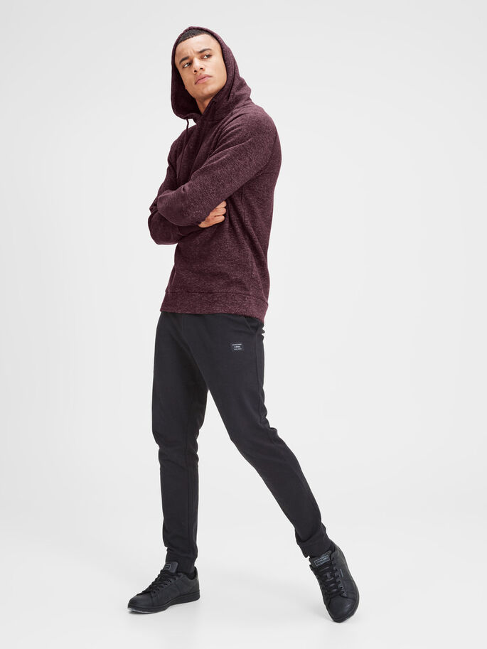 HOODED SWEATSHIRT, Port Royale, large