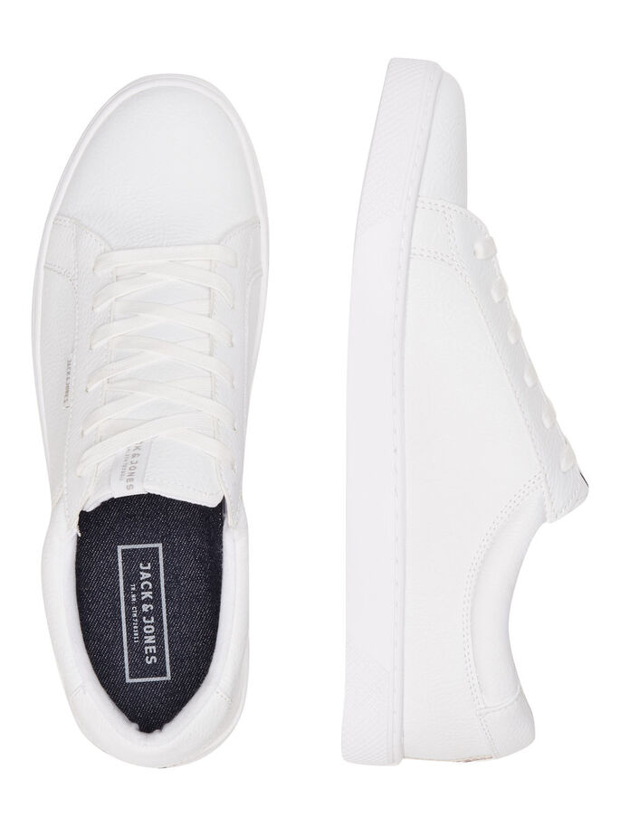 KLASSISKE SNEAKERS, Bright White, large