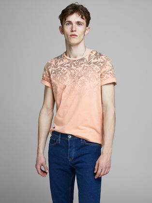 16b135ba4649 T-shirts for Men | Cool, Retro & More | JACK & JONES