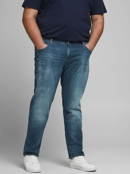 GLENN ROCK JJ 358 PLUS-SIZE SLIM FIT JEANS
