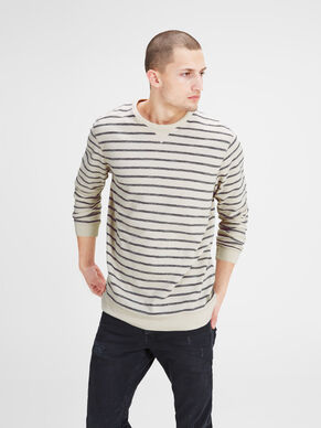 STRIBET SWEATSHIRT