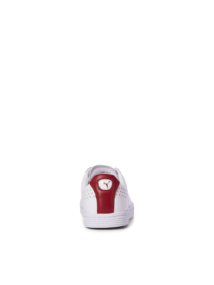PUMA COURT STAR NM SNEAKERS, White, large