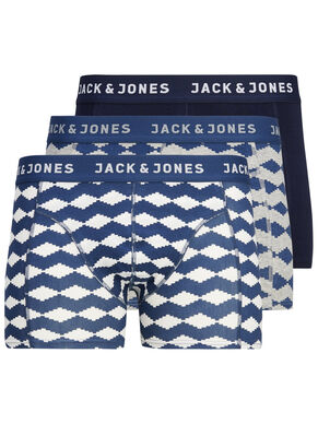 PATTERNED BOXERSHORTS