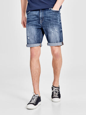 TIM FELIX AM 249 SHORTS IN DENIM