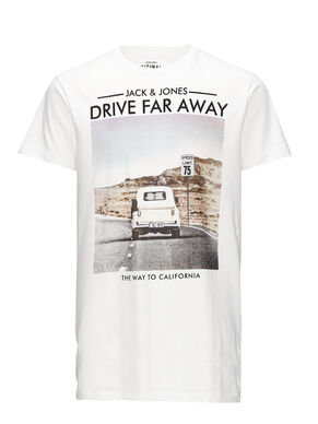 ROADTRIP-INSPIRERAD T-SHIRT