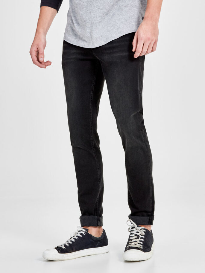 LIAM ORIGINAL 911 SPS JEAN SKINNY, Blue Denim, large