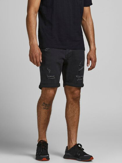 RICK ORIGINAL AM 200 50SPS SHORTS EN JEAN