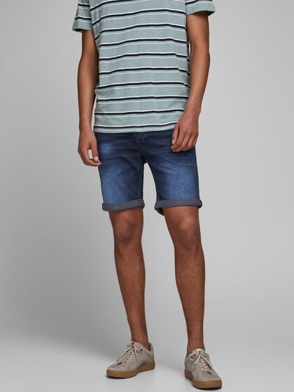 RICK ICON GE 011 SHORTS EN JEAN