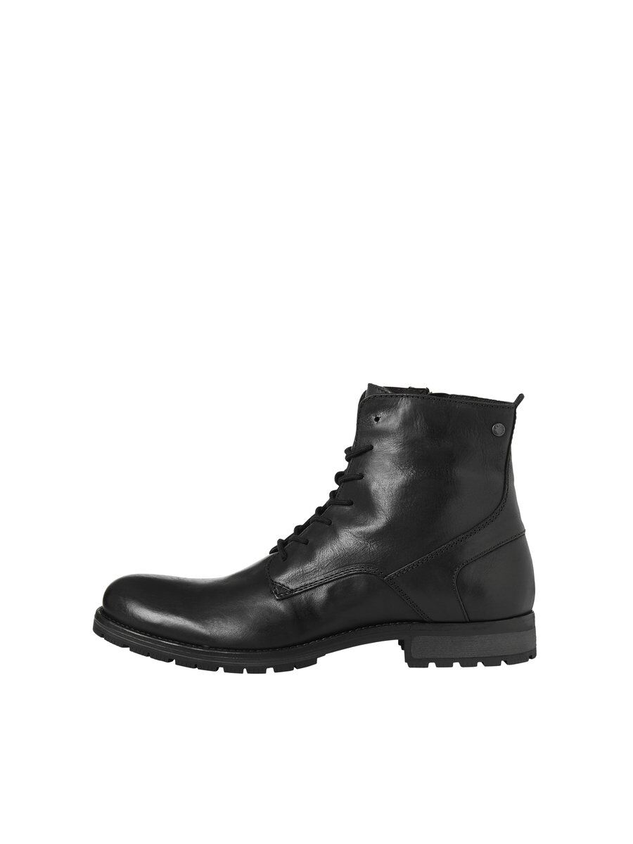 JACK & JONES Workwear- Stiefel Herren Grau
