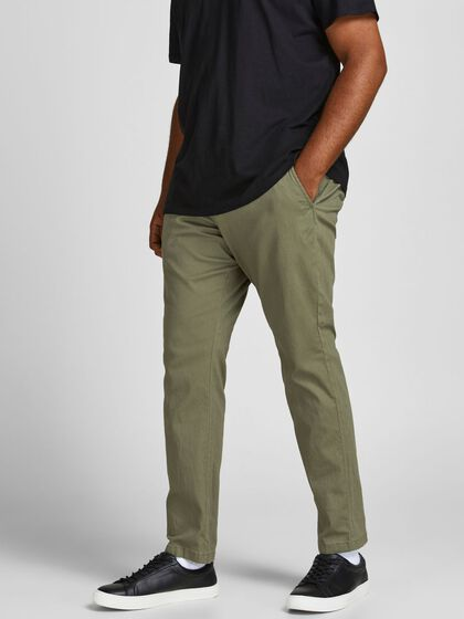 2-PACK MARCO DAVE STRETCH PLUS SIZE-CHINOS