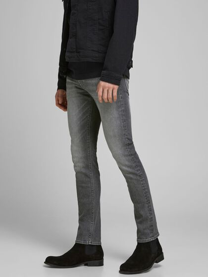TIM VINTAGE AM 606 JEANS À COUPE SLIM/STRAIGHT