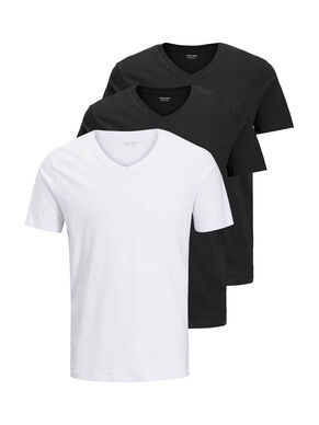 3 PACK ORGANIC BASIC T-SHIRT