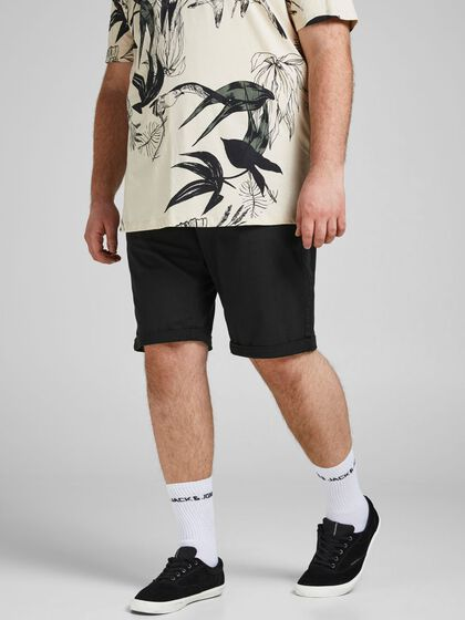 RICK ORIGINAL PLUS SIZE SHORTS