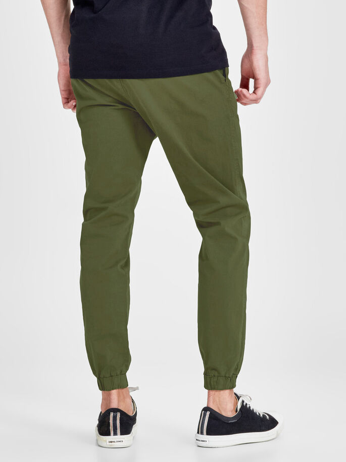 VEGA WW 252 CHINOS, Olive Night, large
