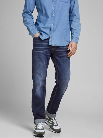 CLARK ORIGINAL JOS 278 REGULAR FIT-JEANS