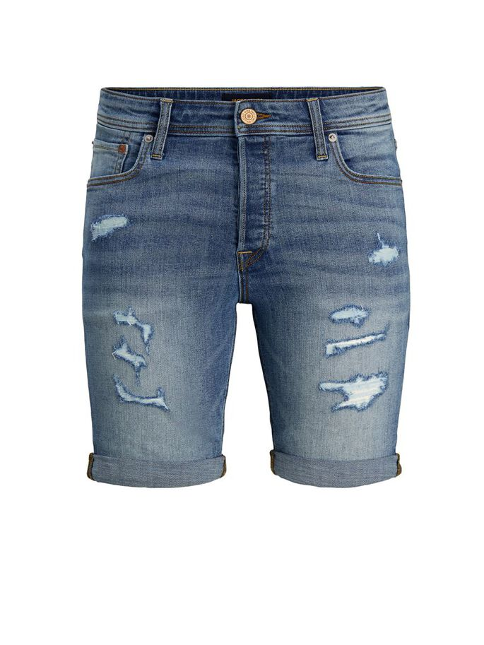 JUNGEN RICK ORIGINAL AM JEANSSHORTS, Blue Denim, large