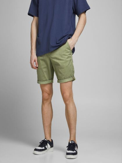 BOWIE SOLID CHINO SHORT
