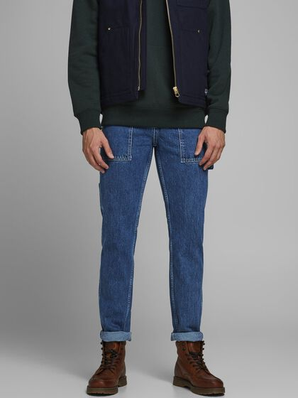 MIKE UTILITY AM 184 COMFORT FIT JEANS
