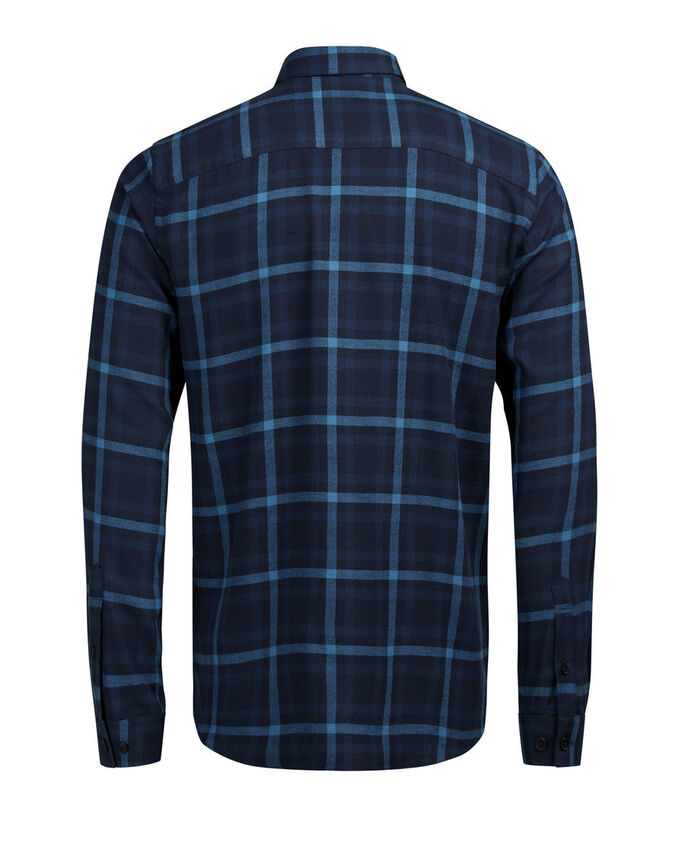 CLASSIC LONG SLEEVED SHIRT, Imperial Blue, large